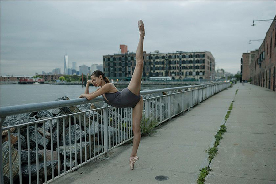 Ballerina Project Alessandra Red Hook