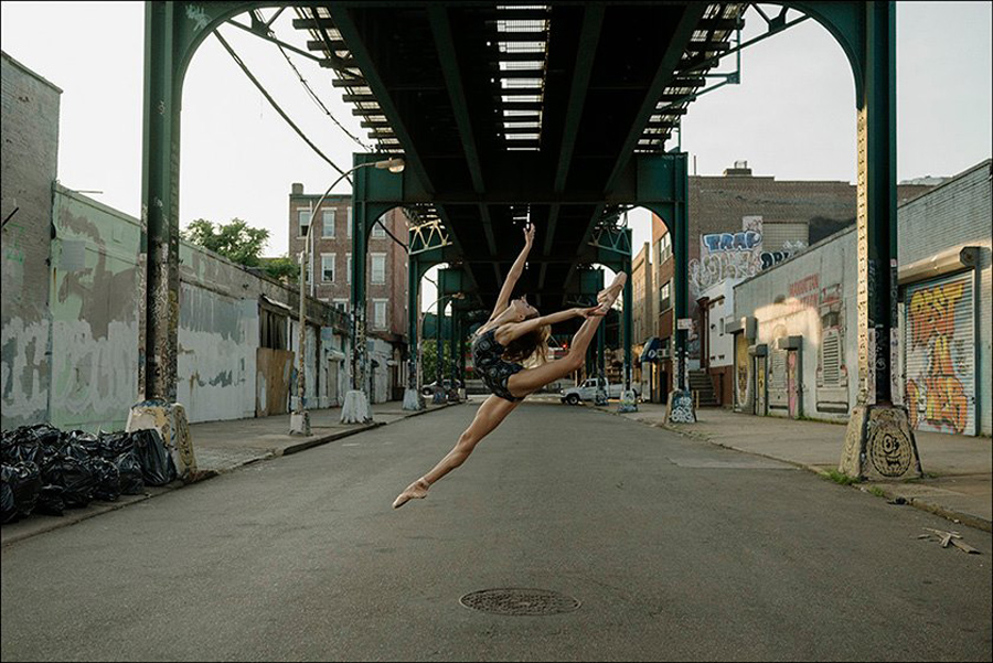 Ballerina Project, Clara, Long Island City, Dane Shitagi