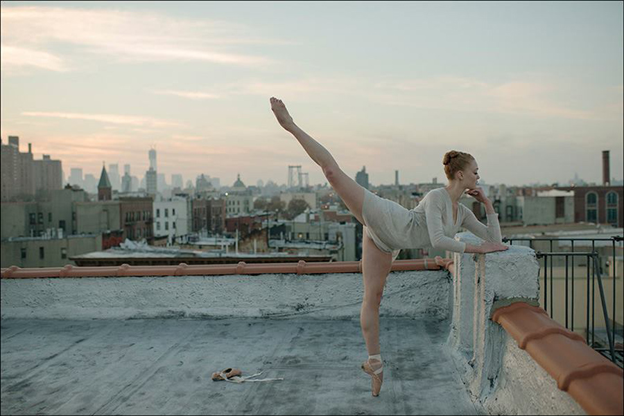 Ballerina Project, Eleanor, Williamsburg, Brooklyn, Dane Shitagi