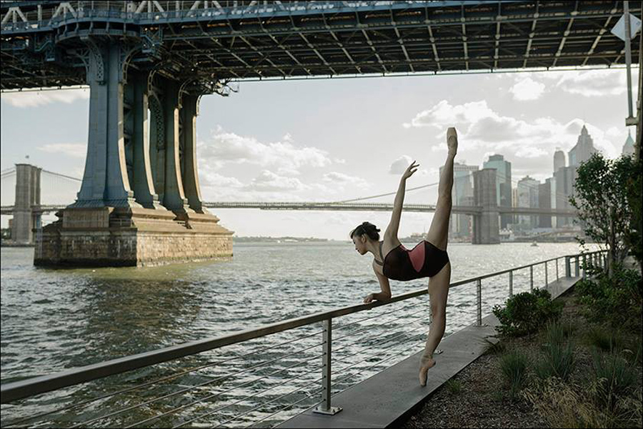 Ballerina Project, Patricia, East River, Dane Shitagi