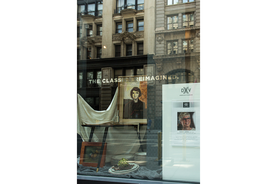 Susan Serra Window Design DXV NYC - Spot