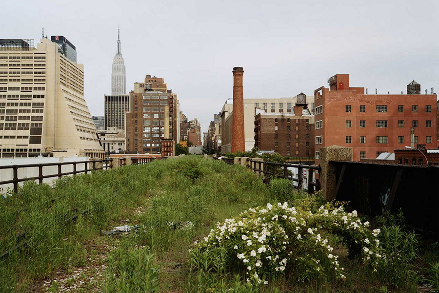 old highline park nyc