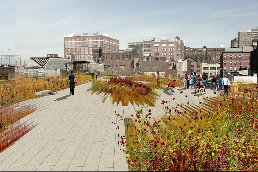 The New York City Highline – A Masterpiece of Urban Planning