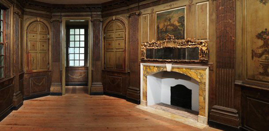 The Marmion Room at the Metropolitan Museum of Art