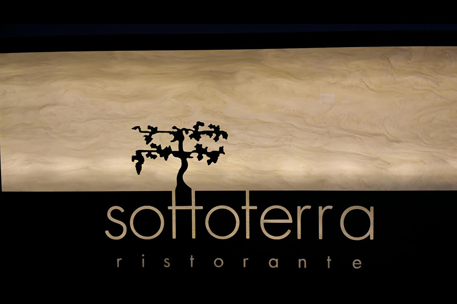 Sottoterra Ristorante at the Streamsong Golf Resort by Albert Alfonso