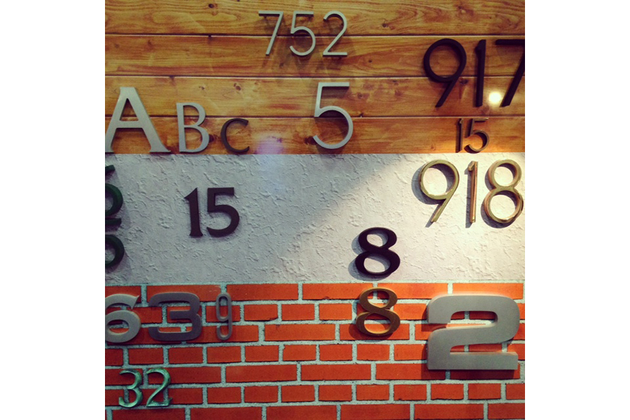 Architectural Numbers