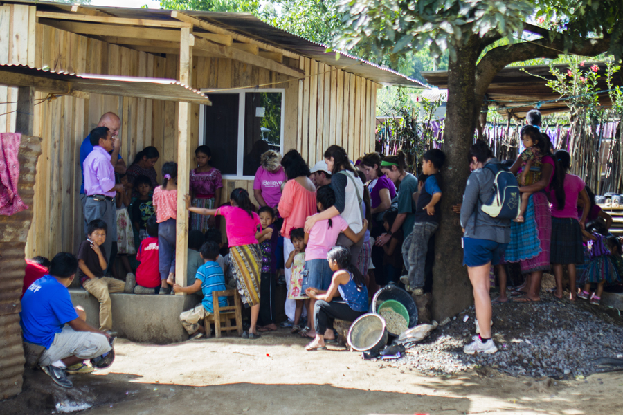 DXV helps in Guatemala Mission Trip