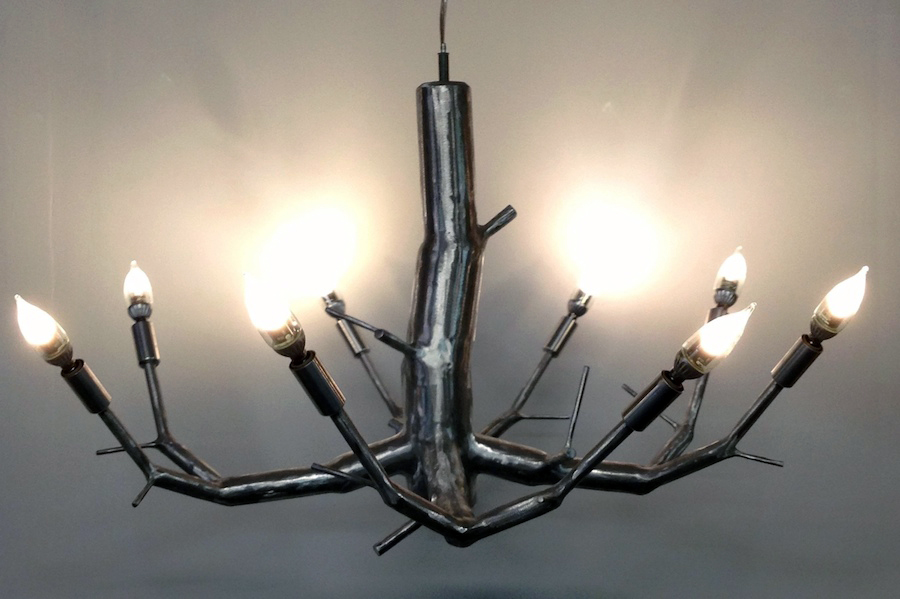 newGROWTH traditional chandelier 1