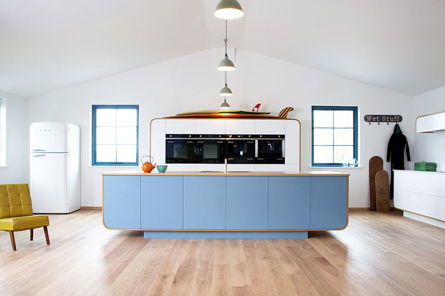 Out of the box: Retro Style in the Kitchen