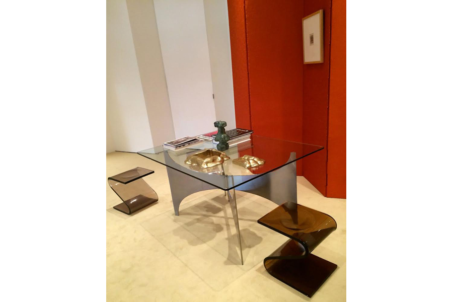 DXV Decade 15 Henri Samuel hiquily table