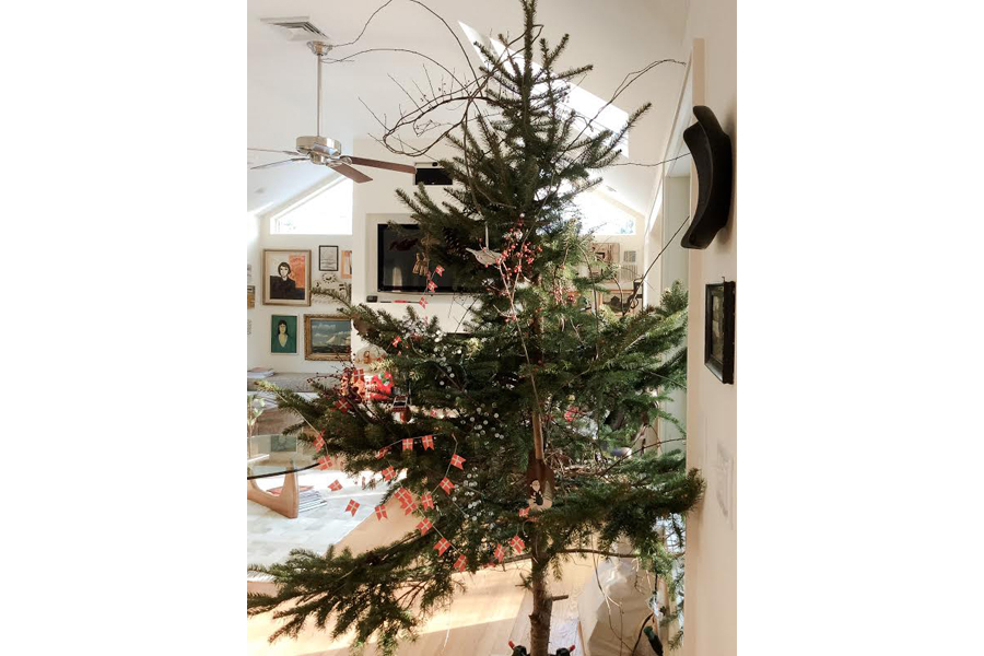 Scandinavian Christmas Tree Susan Serra