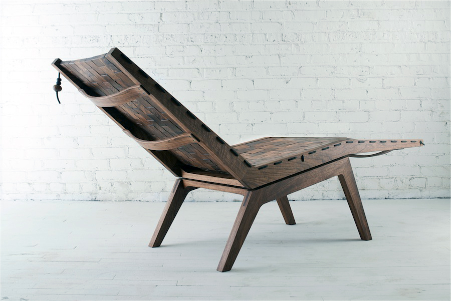 Scott McGlasson Woodsport Chaise