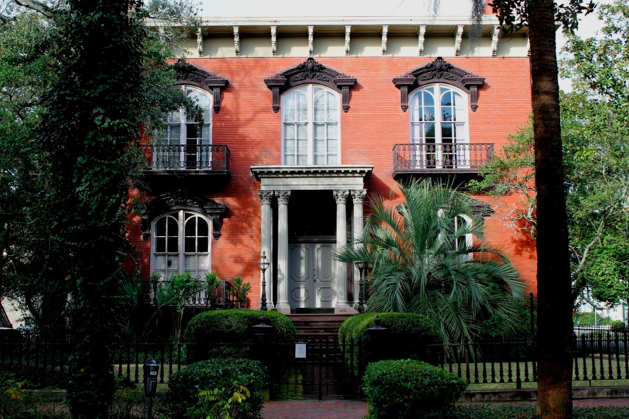 An Architectural Tour of Savannah: The Living Museum