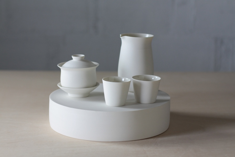 Lilith Rockett Ceramic Tea Set