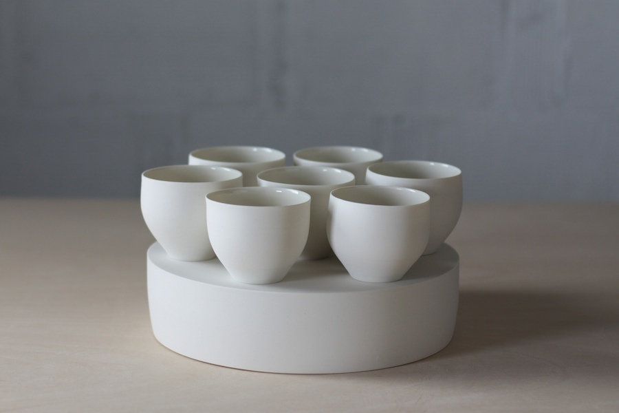 Lilith Rockett Ceramic Teacups