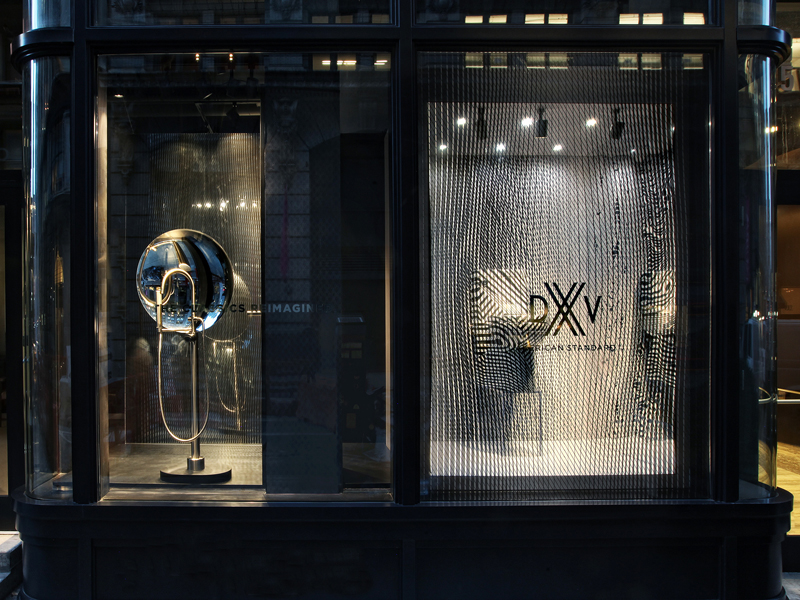 Clouds AO for DXV Unseen Expression Window Display