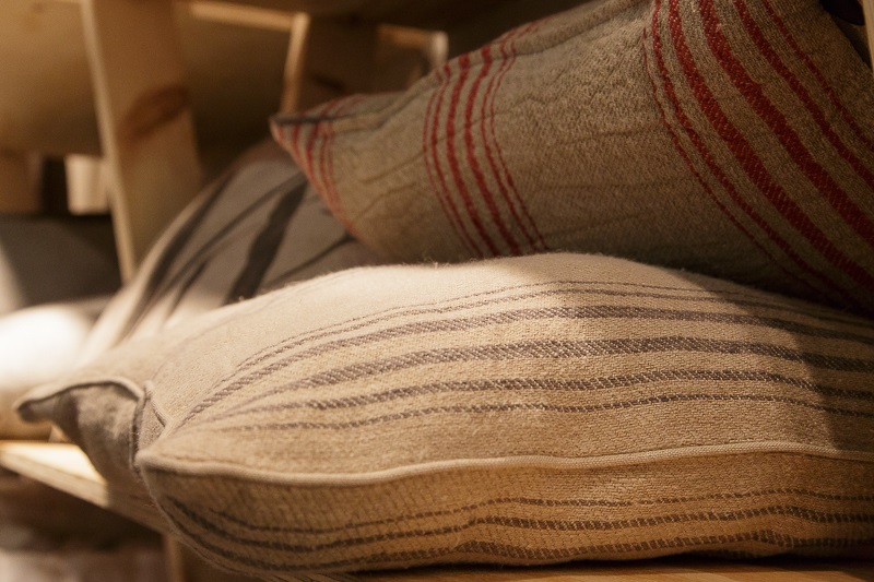 Heimtextil Frankfurt 2015 Natural Jute collection by Spanish firm Yutes