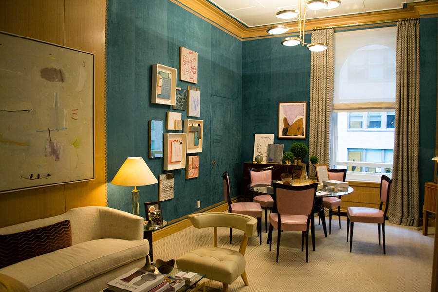 Kips Bay Decorator Showhouse in NYC