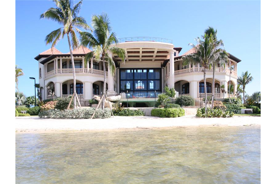 Dxv Decade 15 Modern Oceanfront Mansions Dream A Little