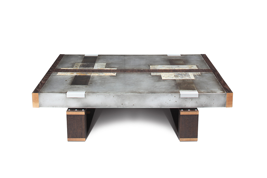 Divided Lands Coffee Table