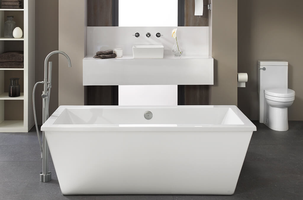 ... DXV Seagram Collection Master Bathroom Suite ...