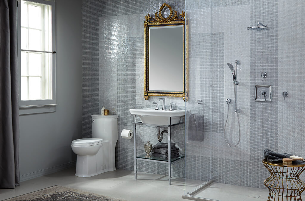Dxv Wyatt Collection Master Bathroom Suite
