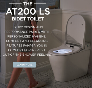 AT200LS Smart Toilet