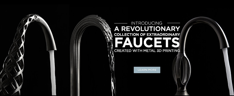 3D Printed Faucets