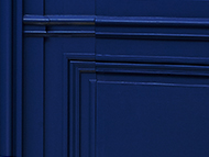 Wall Paint, Chicago Blues by Benjamin Moore