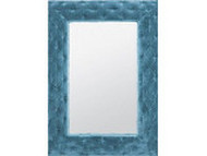 Made Goods Wade Blue Tufted Mirror