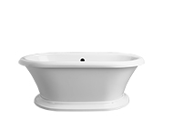 St. George Freestanding Soaking Tub