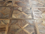Vintage oak barrell Flooring