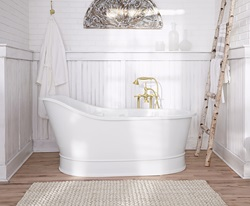 Oak Hill Freestanding Slipper Tub