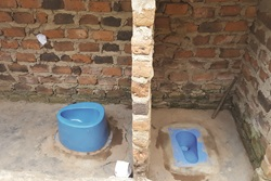 SATO offers a variety of toilet products for pit latrines, to block odors and flying insects