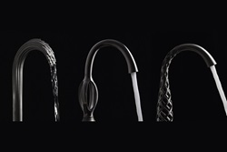 Shadowbrook, Trope and Vibrato 3D faucets