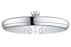 Featuring a wide spray face and the indulgent GROHE DreamSpray, the Tempesta 210 shower head has earned a 2018 GOOD DESIGN Award.