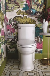 Classic Movement  (1890 – 1920) - Florence by Corey Damen Jenkins - St. George One-Piece Elongated Toilet