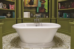 Classic Movement  (1890 – 1920) - Florence by Corey Damen Jenkins - St. George Freestanding Soaking Tub