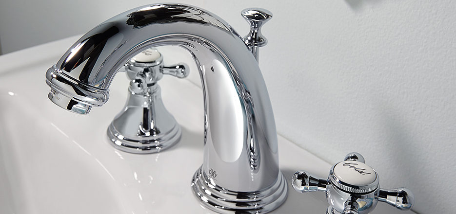 DXV Ashbee Collection Widespread Bathroom Faucet