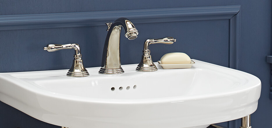 ashbee classic bathroom faucet collection from dxv rh dxv com classic bathroom faucet