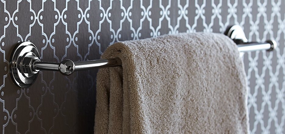 DXV Bathroom Accessories- Landfair Towel Bar