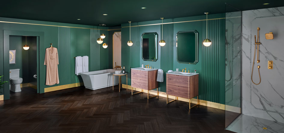 Belshire Bathroom Collection