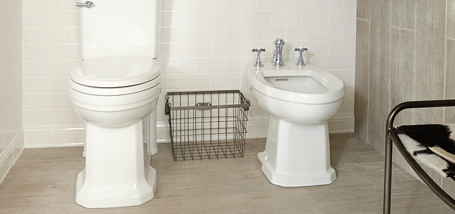 DXV Fitzgerald Collection Bidet