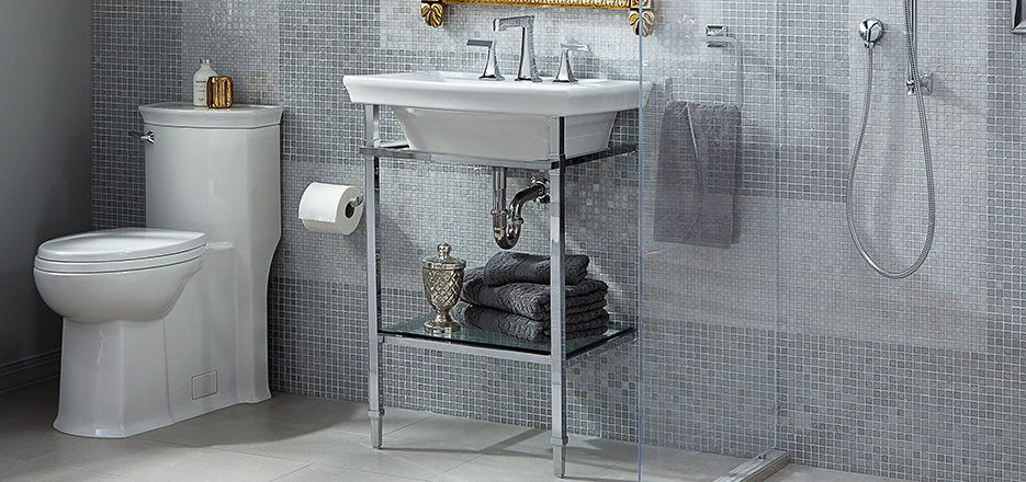 DXV Wyatt Collection Console Sink
