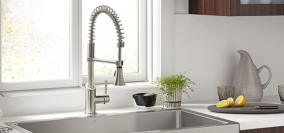 DXV Fresno Collection Culinary Kitchen Faucet