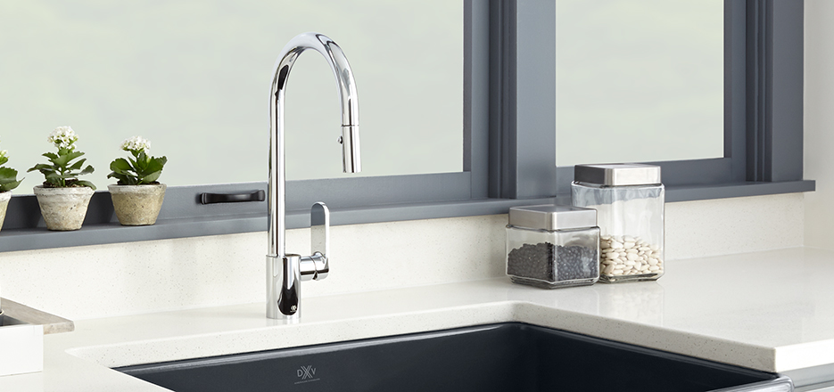 DXV Isle Collection Kitchen Faucet
