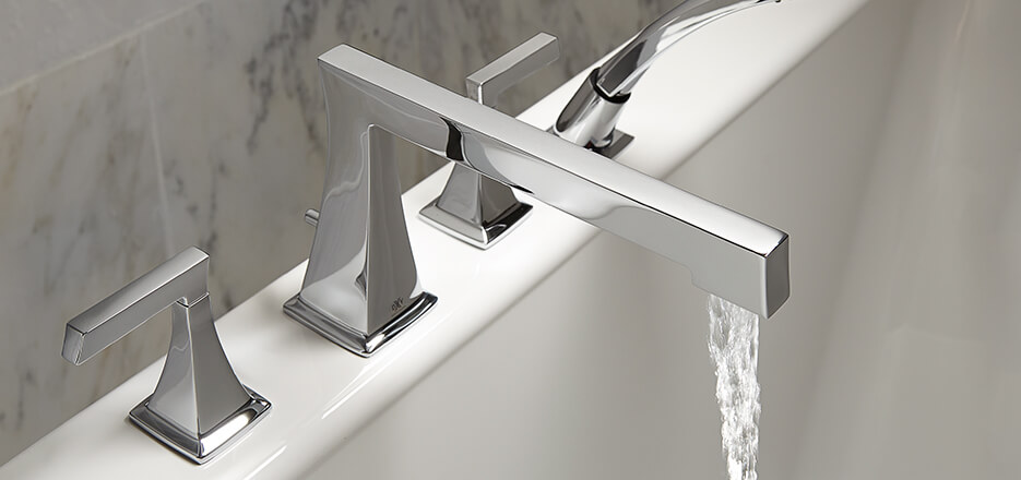 Keefe Golden Era Bathroom Collection From Dxv