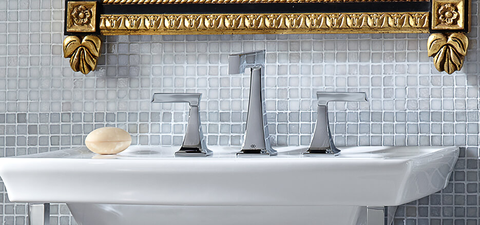 DXV Keefe Collection Widespread Faucet