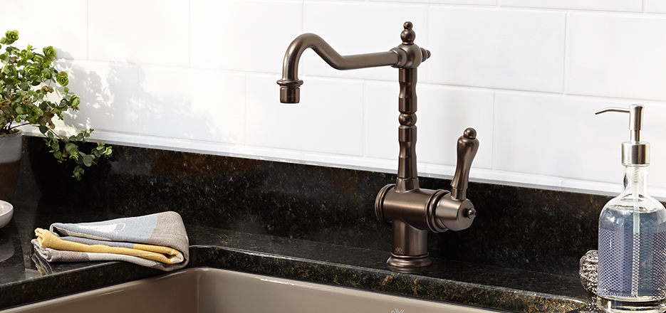 Jewel Kitchen Faucet