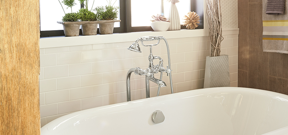 DXV Landfair Collection Tub Faucet